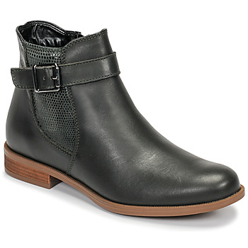Chaussures Femme Bottines André ESMERALDA Vert