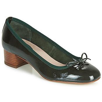 Chaussures Femme Ballerines / babies André POEME Vert