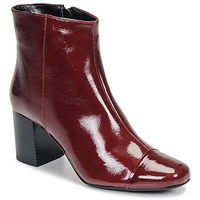 Chaussures Femme Bottines André LANA Rouge