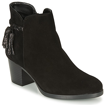 Chaussures Femme Bottines André MARYLOU Noir