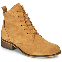 Chaussures Femme Boots André GODILLOT Ocre