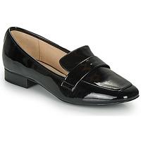 Chaussures Femme Mocassins André LYS NOIR VERNIS
