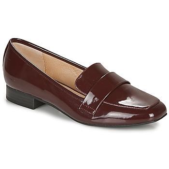 Chaussures Femme Mocassins André LYS Rouge