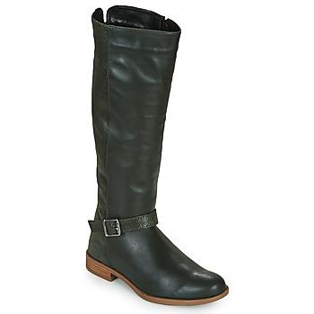 Chaussures Femme Bottes ville André ETERNELLE Vert
