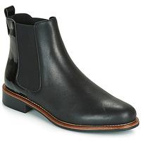 Chaussures Femme Boots André LISSANDRO Noir
