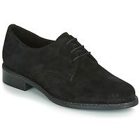 Chaussures Femme Derbies André LUCKY Noir