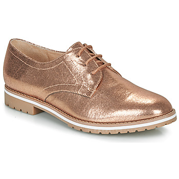 Chaussures Femme Derbies André CICERON Or