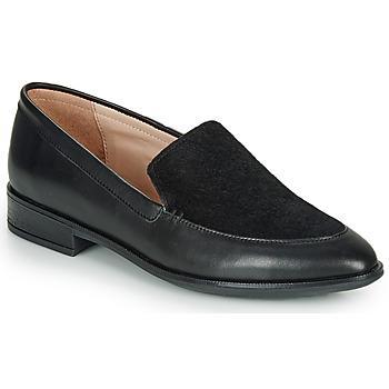 Chaussures Femme Mocassins André NAY Noir