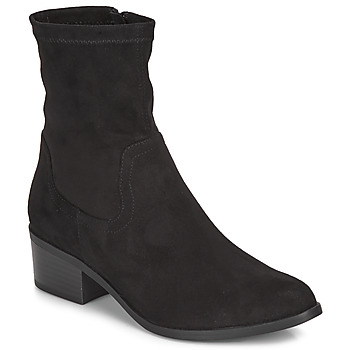 Chaussures Femme Bottines André NITOUCHE Noir