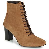 Chaussures Femme Bottines André MELUSINE Camel
