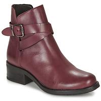 Chaussures Femme Boots André NELL Bordeaux