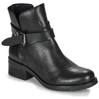 Chaussures Femme Boots André NELL Noir