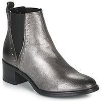 Chaussures Femme Boots André NEWBURY Argent