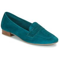 Chaussures Femme Mocassins André NAMOURS Bleu
