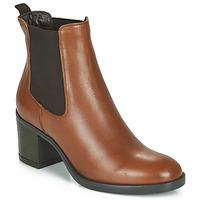 Chaussures Femme Bottines André MABELLE Cognac
