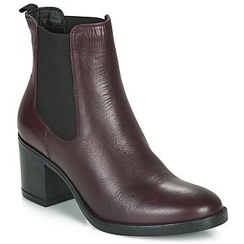 Chaussures Femme Bottines André MABELLE Bordeaux