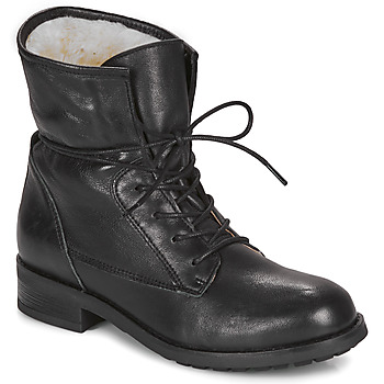 Chaussures Femme Bottines André NETTY Noir