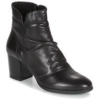 Chaussures Femme Bottines André EBENE Noir