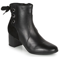 Chaussures Femme Bottines André MANON Noir