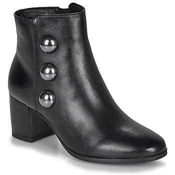 Chaussures Femme Bottines André NELLA Noir