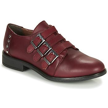 Chaussures Femme Derbies & Richelieu André NOUMA Bordeaux