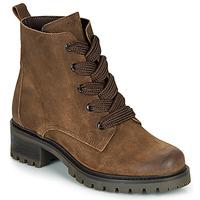 Chaussures Femme Boots André ELISE Marron
