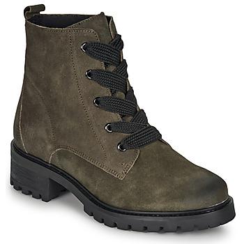 Chaussures Femme Boots André ELISE Kaki