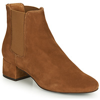 Chaussures Femme Boots André ECLAIRCIE Camel