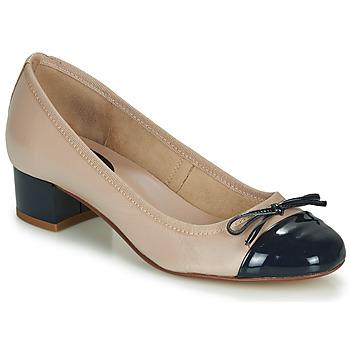 Chaussures Femme Escarpins André POEMINE Beige
