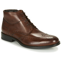 Chaussures Homme Boots André LORMAND Marron