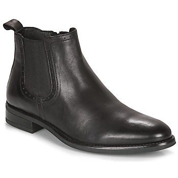 Chaussures Homme Boots André NORLAND Noir