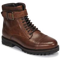 Chaussures Homme Boots André SANTOS Cognac