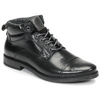 Chaussures Homme Boots André VABON Noir
