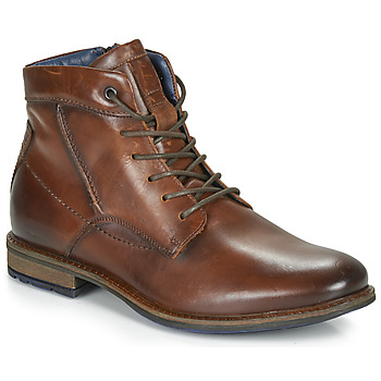 Chaussures Homme Boots André CHIROS Marron