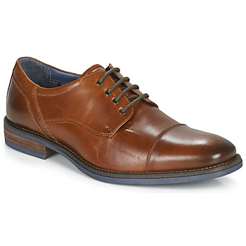 Chaussures Homme Derbies André BYRON Cognac