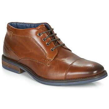 Chaussures Homme Boots André BARTHUS Cognac