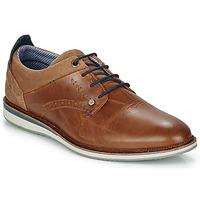 Chaussures Homme Derbies André ROADMAP Cognac