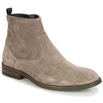 Chaussures Homme Boots André LEMAN Gris