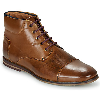 Chaussures Homme Boots André SOMMET Marron