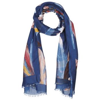 Accessoires textile Femme Echarpes / Etoles / Foulards André PLUMA Bleu