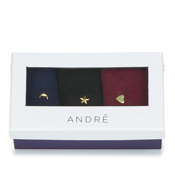 Accessoires Femme Chaussettes André MINUIT Multi