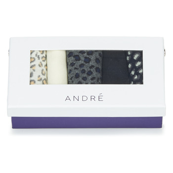 Accessoires Femme Chaussettes André FAUVETTE Multi