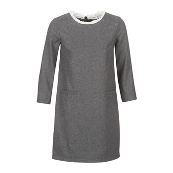 Vêtements Femme Robes courtes Betty London LABAMA Gris