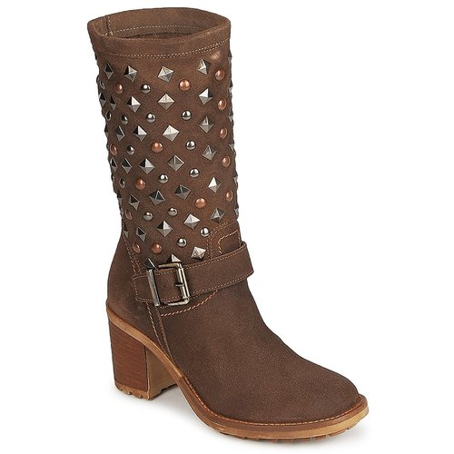 Chaussures Femme Bottines Meline DOTRE marron