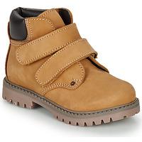 Chaussures Garçon Boots André PHILDO Jaune