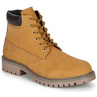 Chaussures Garçon Boots André CHAMOIS Jaune
