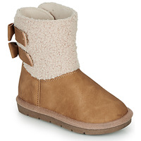 Chaussures Fille Boots André ZAPALA Beige