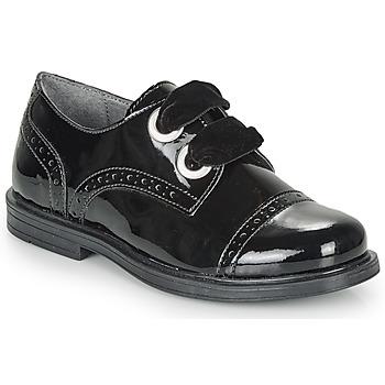 Chaussures Fille Derbies André ALANA Noir