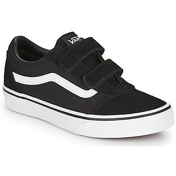Chaussures Enfant Baskets basses Vans WARD JU VL NR Noir
