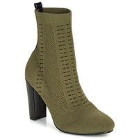Chaussures Femme Bottines André ARIANA Vert